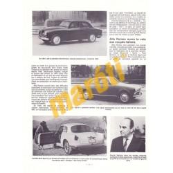 Alfa Romeo Giulietta 1954-1963