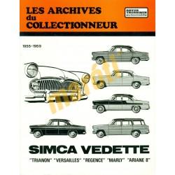 Simca Vedette 1955 - 1959