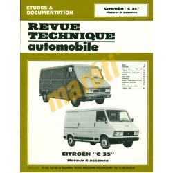 Citroen C35 (Javítási könyv)