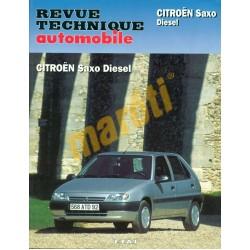 Citroen Saxo Diesel (Javítási könyv)