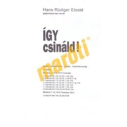 Renault R19/Chamade (Javítási kézikönyv)