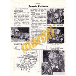 Fiat Ritmo, Fiat Regata Diesel et Turbo-Diesel (Javítási könyv)