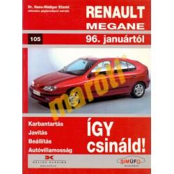 Renault Megane 1996-tól (Így csináld)
