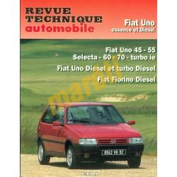 Fiat Uno (Javítási könyv)