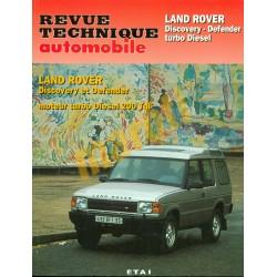 Land Rover Discovery, Defender (Javítási könyv)