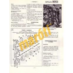 Peugeot 104 (Javítási könyv)