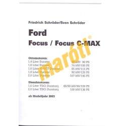Ford Focus Turnier Focus C-Max 2004/2003 (Javítási kézikönyv)