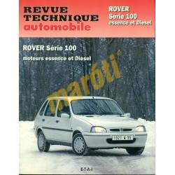 Rover serie 100 benzin és diesel (Javítási könyv)