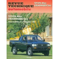 Toyota Hilux, Volkswagen Taro (Javítási könyv)