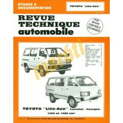 Toyota Lite-Ace (Javítási könyv)