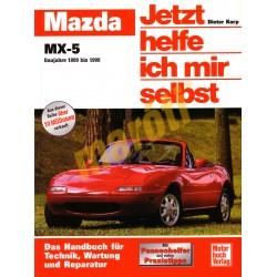 Mazda MX-5 1989-1998 (Javítási kézikönyv)
