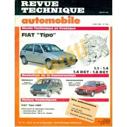 Fiat Tipo, Renault Espace, Volkswagen Golf, Volkswagen Jetta