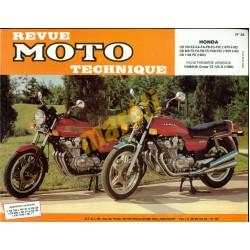 Honda CB 750 KZ-KA-FA-FB-FC-F2C, CB 900 FZ-FA-FB-FC-F2B-F2C, CB 1100 FD, Yamaha Cross YZ 125G