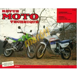 Kawasaki KMX 125 B1 B11, Honda Transalp XL 600V