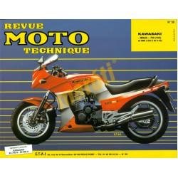 Kawasaki Ninja 750, 900