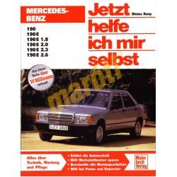 Mercedes-Benz 190/190E ab 1982 (Javítási kézikönyv)