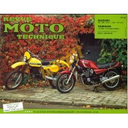 Suzuki 125RM, N, T, PE, 175T, 175X, Yamaha XJ650 K0, Ducati 500 Pantah