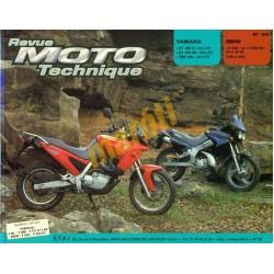 Yamaha DT 125 R 125 RE TDR 125 BMW F 650 650 ST