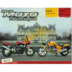 Daelim VT125, Yamaha FZS600, FZS600 S Fazer