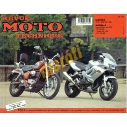 Honda VTR 1 000 F, Aprilia RS125, Classic, ETX125