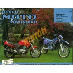 Kawasaki KDX 125 SR Honda CB 500 & S