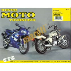 Kymco ZING 125 Meteorit 125, Yamaha YZF-R1