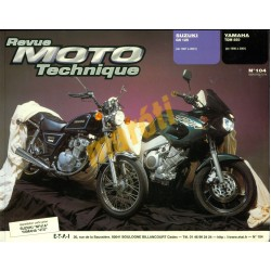 Suzuki GN 125, Yamaha TDM 850