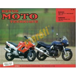 Suzuki GSF 1200, 1200S Bandit, Yamaha YZF 600 R Thunder Cat