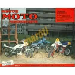 Yamaha DT125, RD125, KTM 125GS, 240GS