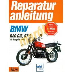 BMW R80 G/S, ST (Javítási kézikönyv)