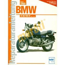 BMW R 80/100 R (Javítási kézikönyv)
