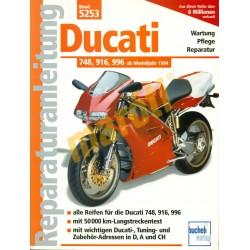 Ducati 748/916/996 (Javítási kézikönyv)