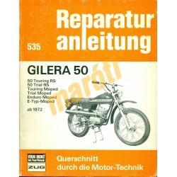 Gilera 50 (Javítási kézikönyv)