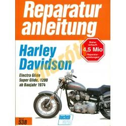 Harley Davidson Electra Glide (Javítási kézikönyv)