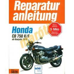 Honda CB 750 K/F 1979 (Javítási kézikönyv)
