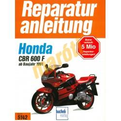 Honda CBR 600 F (Javítási kézikönyv)