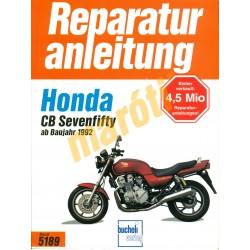 Honda CB Sevenfifty (Javítási kézikönyv)