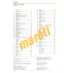 Honda CA 125 Rebel (Javítási kézikönyv)