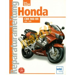 Honda CBR 900 RR 1996-1999 (Javítási kézikönyv)
