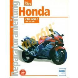 Honda CBR 600 F 1999-2000 (Javítási kézikönyv)