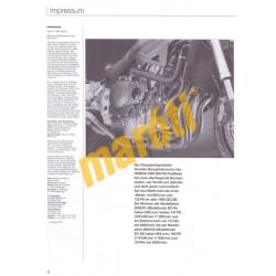 Honda CBR 900 RR Fireblade (Javítási kézikönyv)