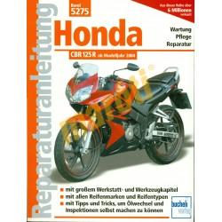 Honda CBR 125 R (Javítási kézikönyv)