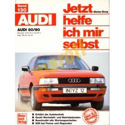 Audi 80 / 90 Benzin 1986-1991 (Javítási kézikönyv)