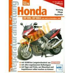 Honda CBF 1000 / 1000 A (Javítási kézikönyv)