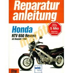 Honda NTV650 Revere (Javítási kézikönyv)