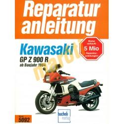 Kawasaki GP Z 900 R (Javítási kézikönyv)