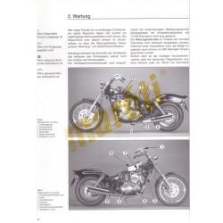 Kawasaki EN 500 (Javítási kézikönyv)