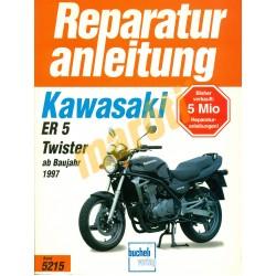 Kawasaki ER 5 Twister (Javítási kézikönyv)