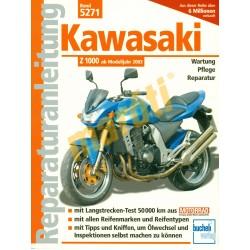 Kawasaki Z 1000 (Javítási kézikönyv)