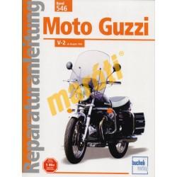 Moto Guzzi V-2 (Javítási kézikönyv)